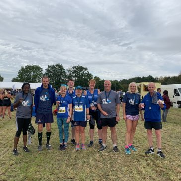 VALE OF YORK HALF MARATHON – SUNDAY 15TH SEPTEMBER 2019