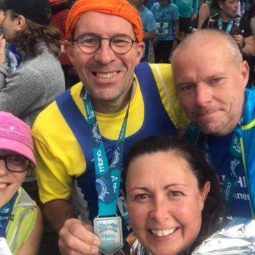 THE MBNA Chester Marathon – SUNDAY 6TH OCTOBER 2019