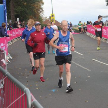 ASDA FOUNDATION YORKSHIRE MARATHON AND 10 MILE ROAD RACE –  SUNDAY 20TH OCTOBER 2019