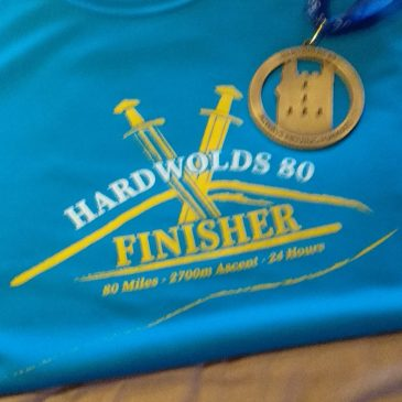 THE HARDWOLDS 80 MILER – SAT/SUN 23RD 24TH NOVEMBER 2019