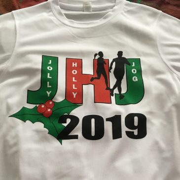THE JOLLY HOLLY JOG – SUNDAY 29TH DECEMBER 2019