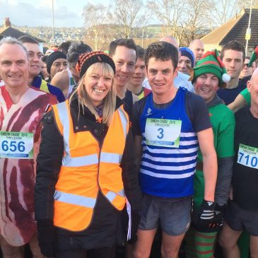 The CHEVIN CHASE – SUNDAY 26TH DECEMBER 2019