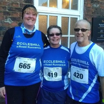 TEMPLE NEWSAM TEN MILE  – SUNDAY 12TH  JANUARY 2020