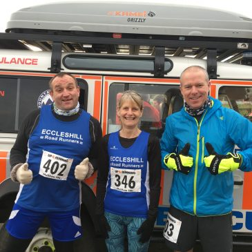 MELTHAM 'TOUGH' 10K – SUNDAY 26TH JANUARY 2020