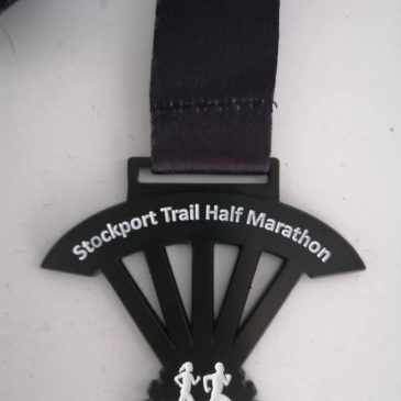 STOCKPORT TRAIL HALF MARATHON – SUNDAY 16TH FEBRUARY 2020