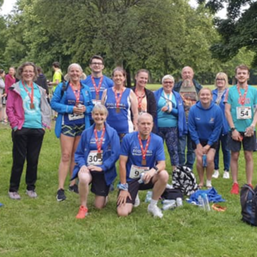 HYDE PARK HARRIERS SUMMER MILE – WEDNESDAY 30TH JUNE, 2021