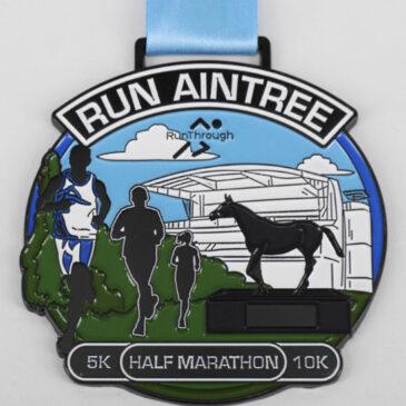 RUN AINTREE HALF MARATHON – SUNDAY 25TH JULY, 2021