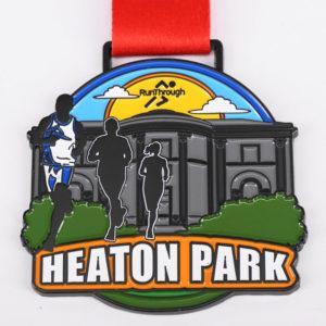 RUN HEATON PARK – SUNDAY 1ST AUGUST, 2021