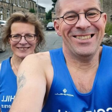 COLNE VALLEY 10K CHALLENGE, GOLCAR – SUNDAY 22ND AUGUST 2021