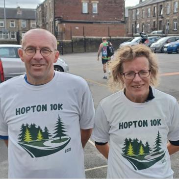 HOPTON 10K – SUNDAY 3RD OCTOBER 2021