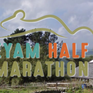 "EYAM HALF MARATHON AKA ""THE RAT RACE"" – SUNDAY 3RD OCTOBER 2021"