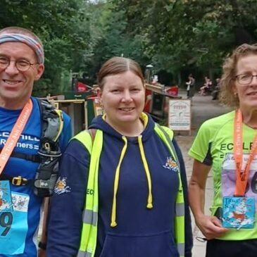 SIR TITUS TROT AUTUMNAL TRAIL (Day 1) – SATURDAY 25TH SEPTEMBER, 2021