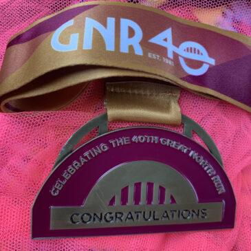 THE GREAT RUN GNR-40 – SUNDAY 12TH SEPTEMBER 2021